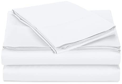 400 thread count sheet set 100 cotton sateen finish twin