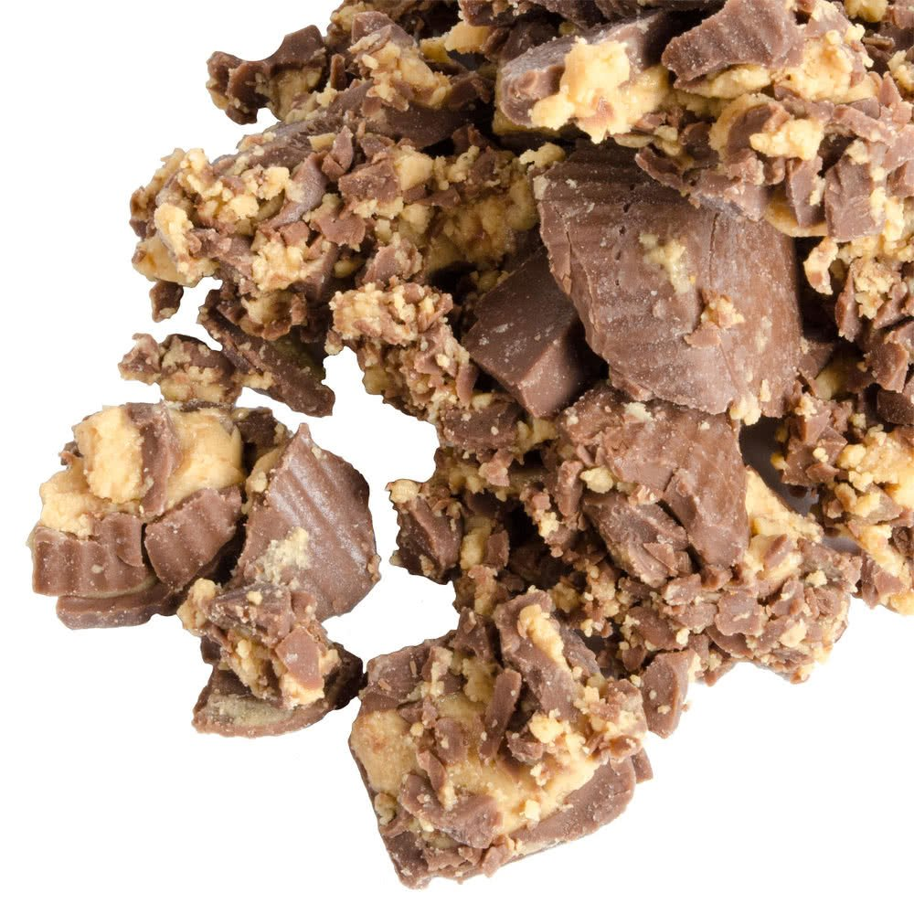 REESE'S Peanut Butter Cups Chopped - 5 lb.