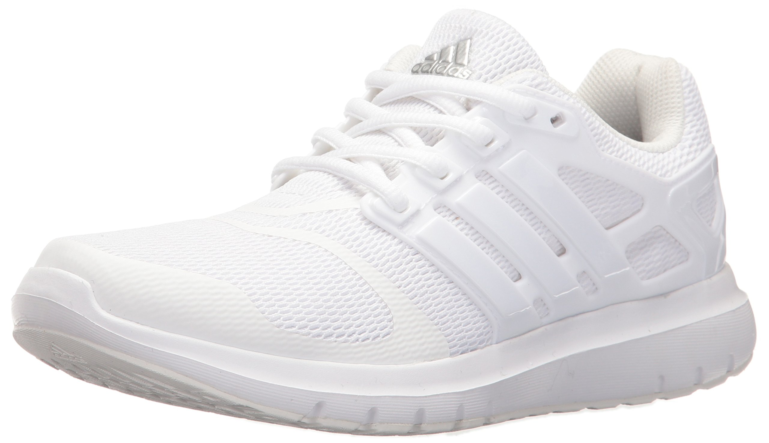 adidas Women's Energy Cloud V Running Shoe, White/White/Crystal White S, 8 M US