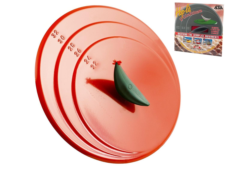 Ilsa - Hop-là. Tapadera para girar tortillas, fabricada en ...