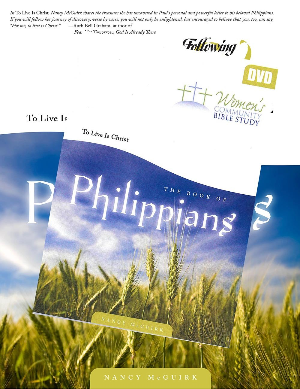 Following God: Philippians Book & DVD set (Following God Through the Bible Series) pdf