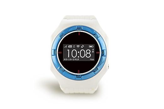 3 opinioni per Liberty Watch- Watchovers- Orologio telefono localizzatore GPS con funzione SOS-