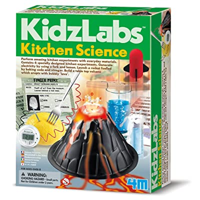4M 5603296 - Jeu Éducatif et Scientifique - Science Kitchen