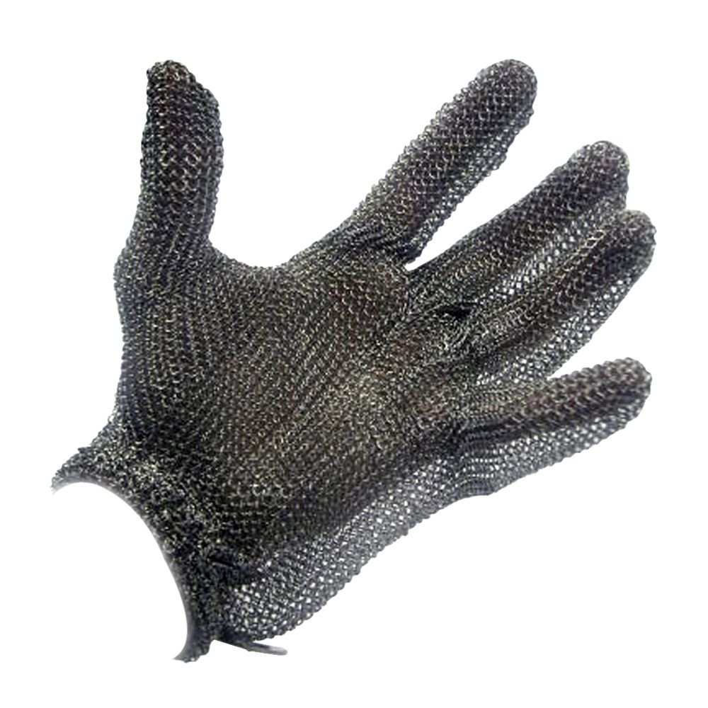 Tucker Safety CM030002 Whizard Small S/S Mesh Cut Resistant Glove
