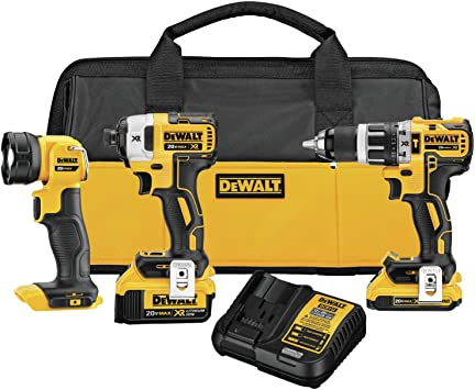 DEWALT DCK387D1M1 Power Drills product image 1