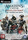 Assassin's Creed - American Saga (Black Flag/AC3/Liberation) PC