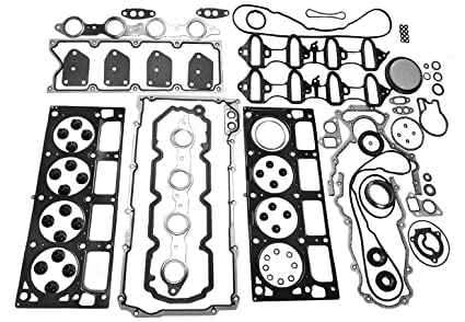 Amazon Com Itm Engine Components 09 00037 Full Gasket Set Automotive