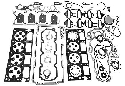 Amazon Com Itm Engine Components 09 00037 Full Gasket Set Automotive