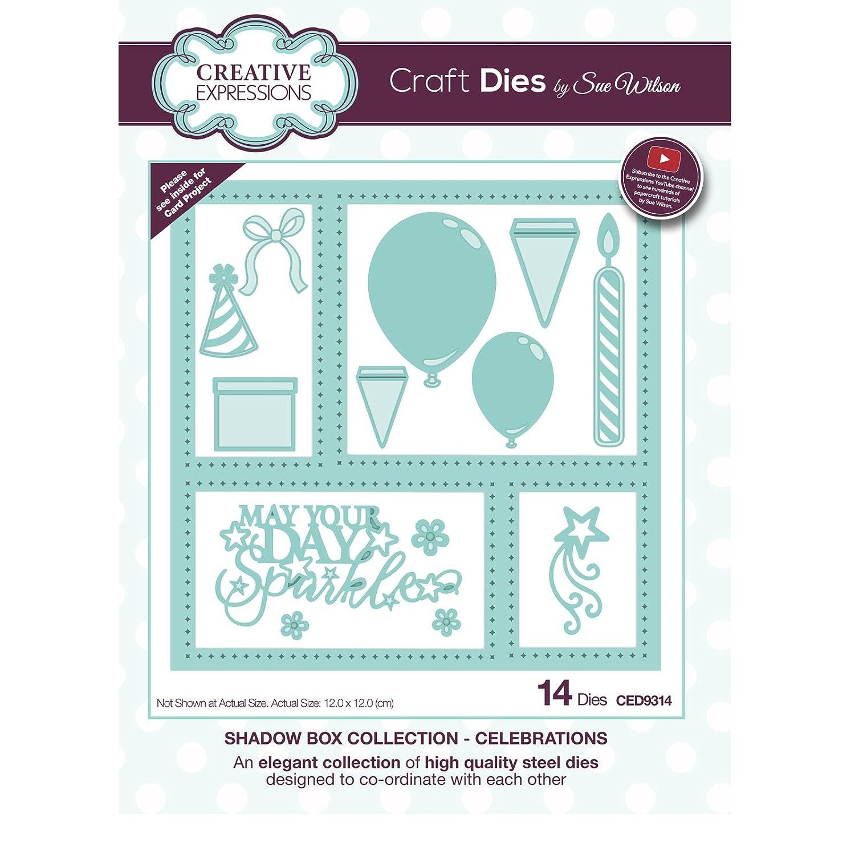 "Creative Expressions Craft Dies By Sue Wilson-Necessities-Make A Cake 2.36/""X3.15"