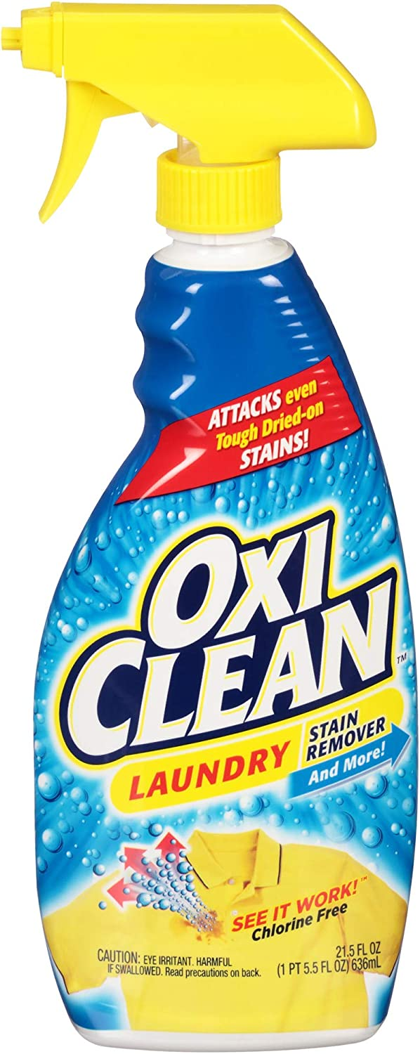 Oxiclean Stain Remover Spray, 21.5 oz: Health & Personal Care