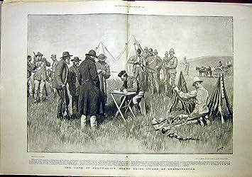 Greylingstad-Boer-Warzen-Soldat-Eid-Alter Druck 1900: Amazon.de ...