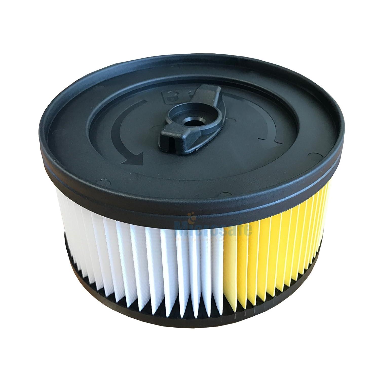 Tinta filtro Nano para Kärcher WD 5.400/WD 5.470/5.600MP & WD 5.800eco.ogic filtro alternativo para 6.414–960.0/64149600de MicroSafe® Microsafe®