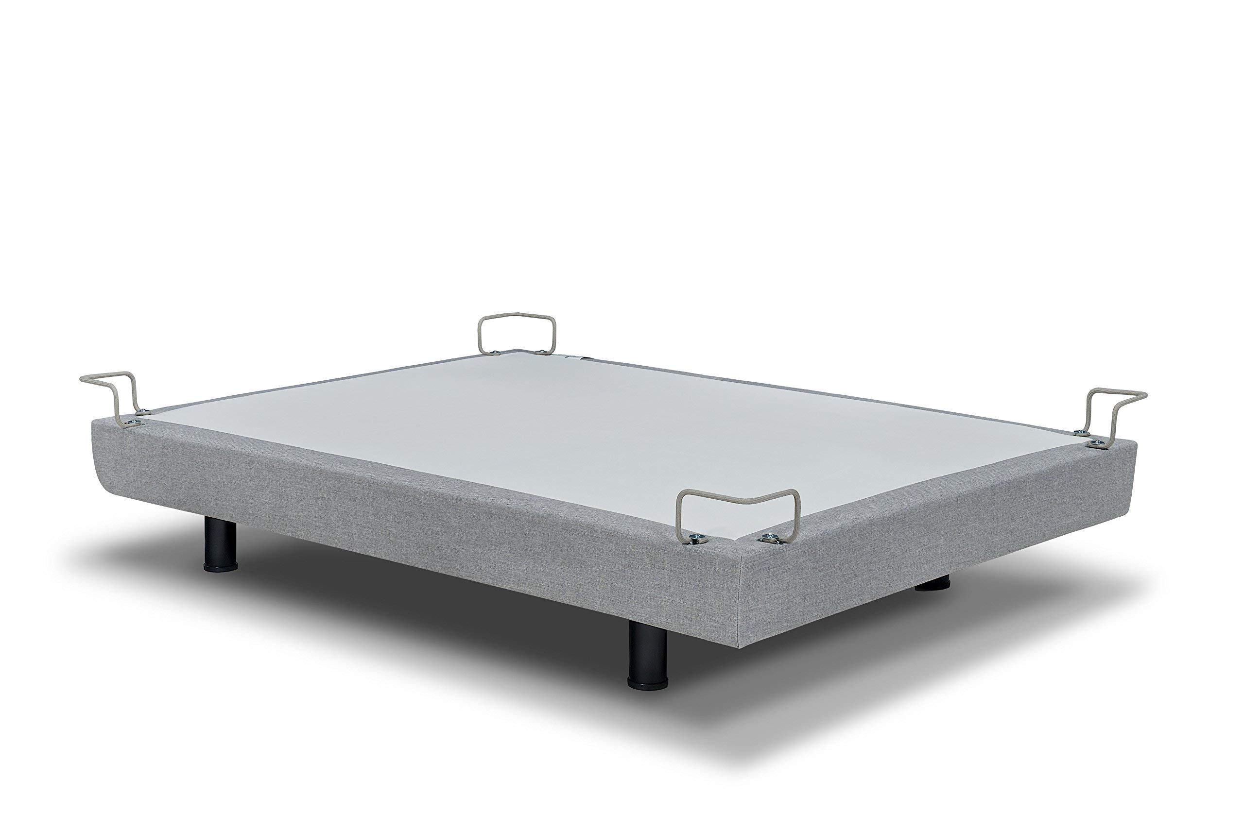 Reverie REV-5D-QN 5D Adjustable Bed Base with Wireless Massage Wall Snuggler Zero Gravity, Queen