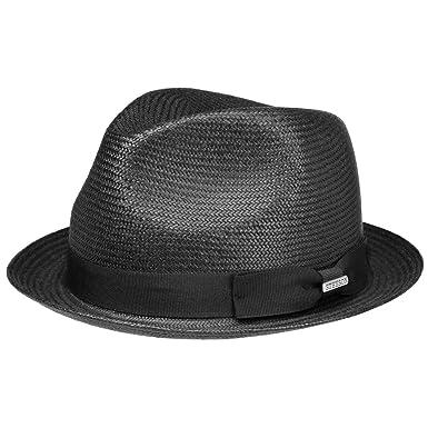 c15813ac2ef Stetson Martinez Toyo Player Straw Hat Men   at Amazon Men's ...