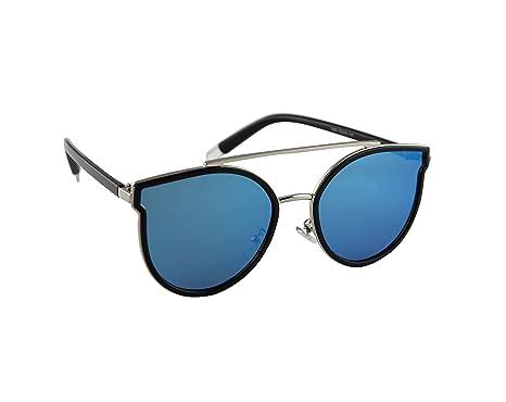 300d8704de4 iSweven Summer Fashion Sunglass for Girls Mens Boys Women s Cat Eye design  100% UV Protected