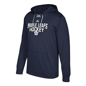 937e0df9f adidas NHL Men s Toronto Maple Leafs Performance Fleece Hockey Hoodie