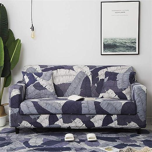 Funda elástica para sofá de Diferentes Formas, 1 Unidad ...