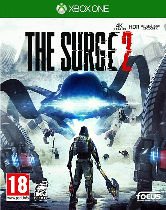 JEU Console FOCUS The Surge 2 Xbox One: Amazon.es: Electrónica