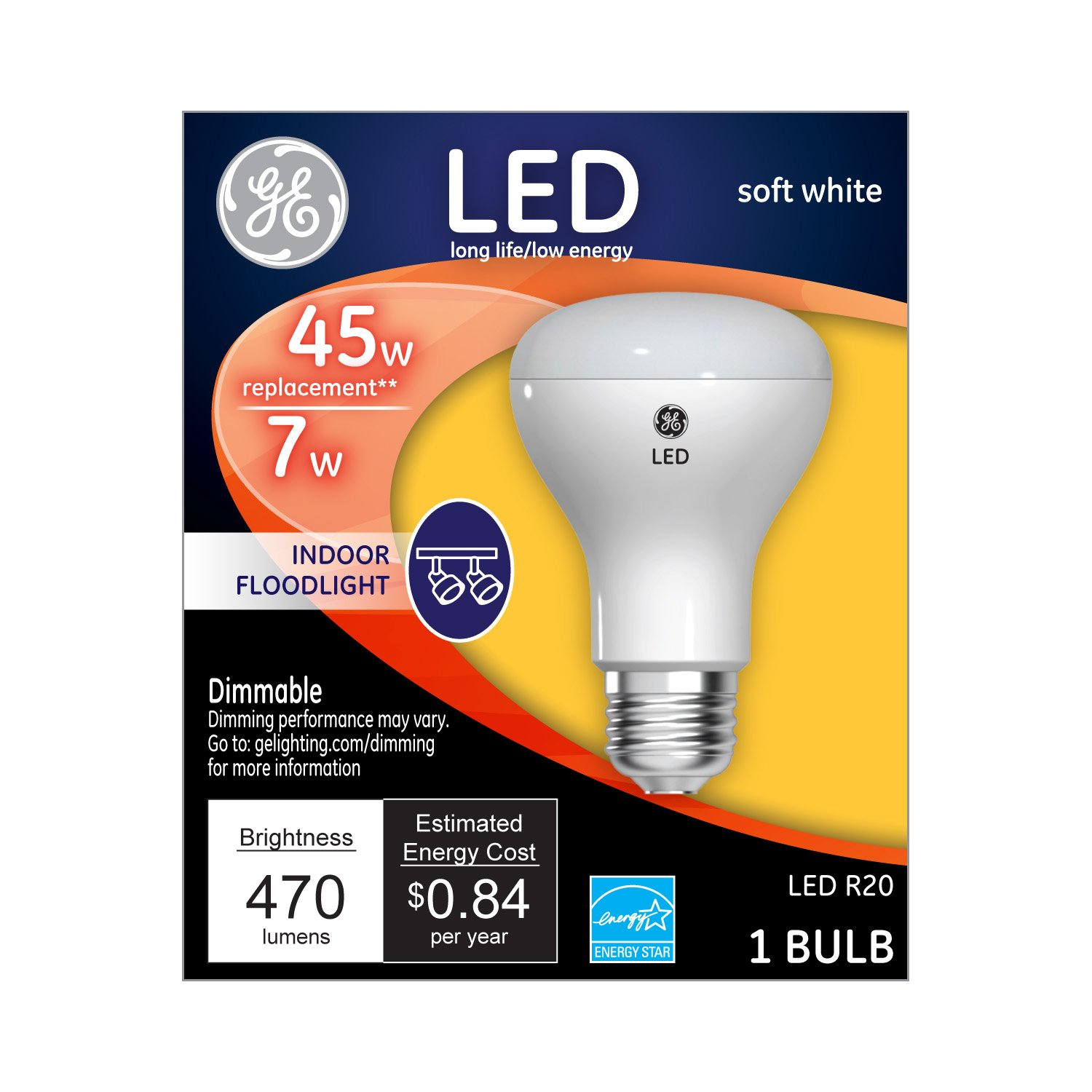 Unique Led Night Light Bulb