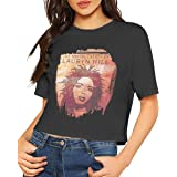 Lauryn Hill Wyclef Jean IDILVICE The Fugees by Carl Posey x Collaboration Adult T-Shirt Feat