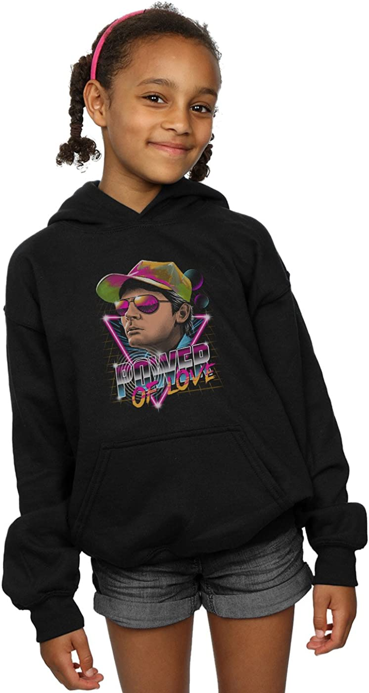 Vincent Trinidad Girls Power Of Love Hoodie Black 12-13 years