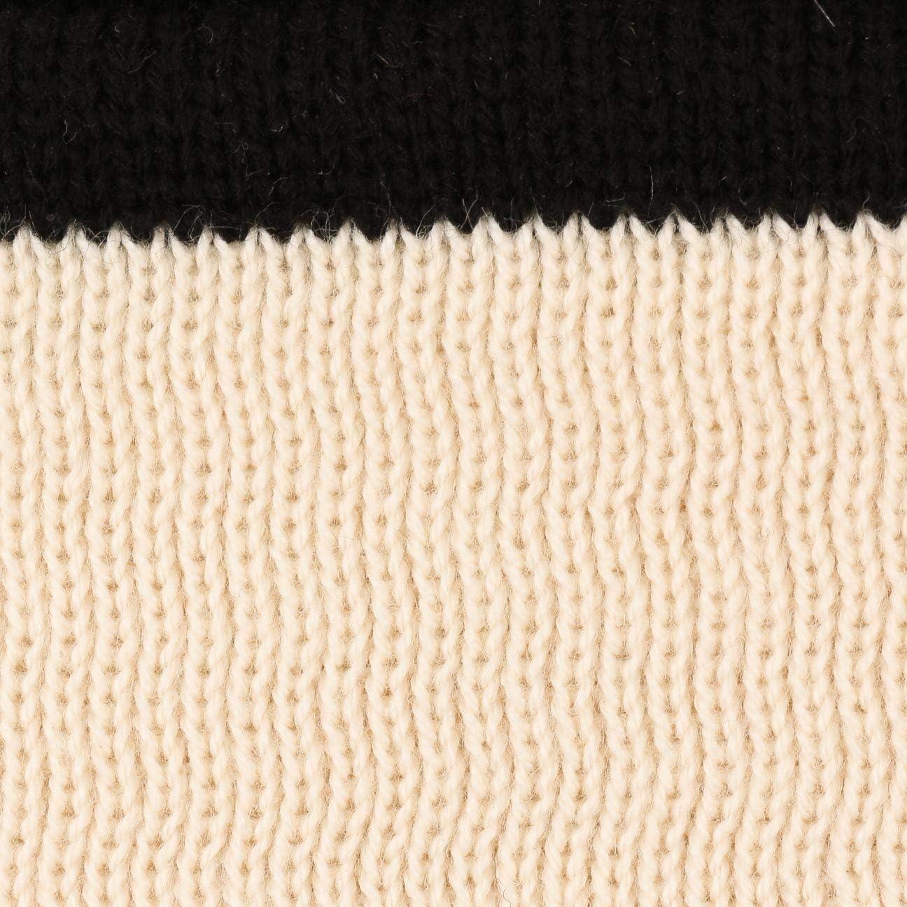 Lierys Fascia per Capelli Bjordal Uomo Made in Germany Protezione Orecchie con Fodera Autunno//Inverno