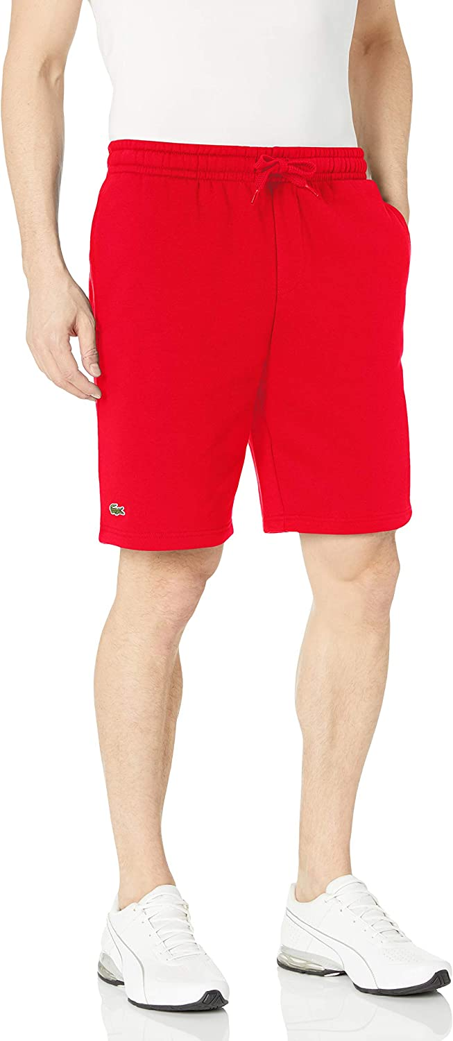 Lacoste Tennis Cotton Fleece Big Boy Sport Shorts