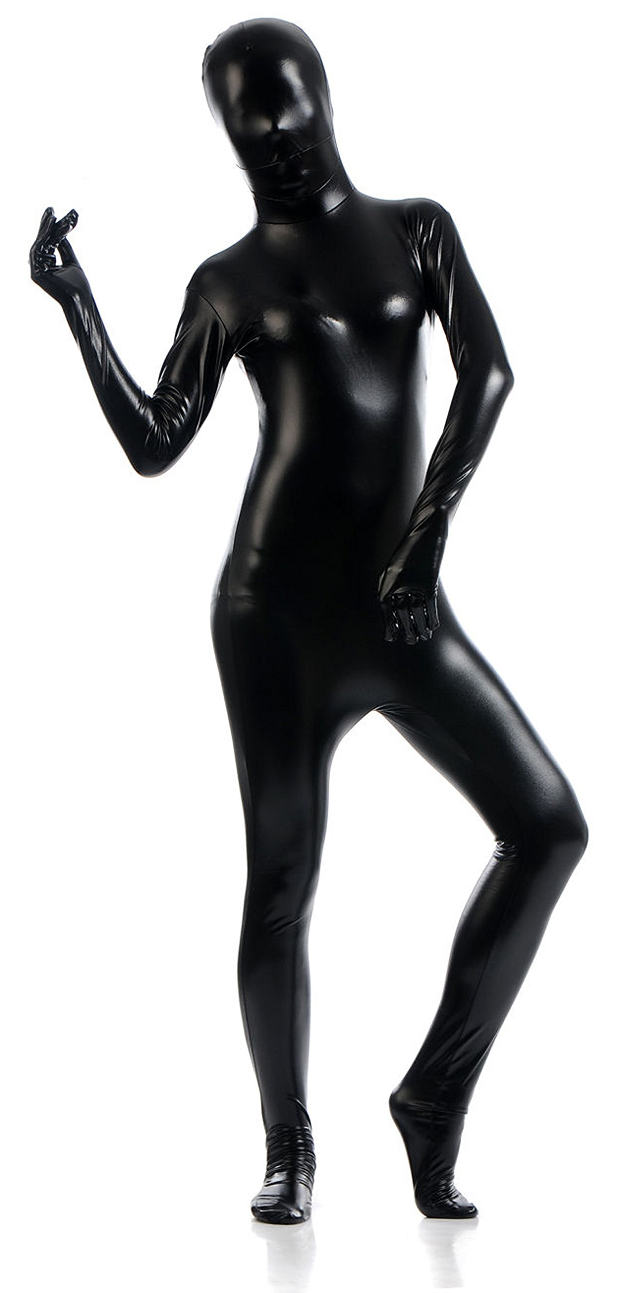 VSVO Unisex Skin-tight Spandex Full Bodysuit for Adults and Children 71JDWI6 N2L
