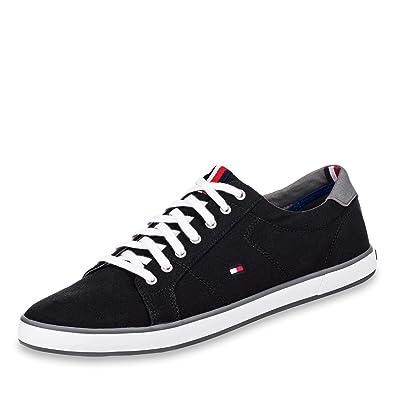 af21a6527548d2 Tommy Hilfiger Hilfiger Harlow 1D FM0FM00596100 Mens Lace-up Shoe   Amazon.co.uk  Clothing