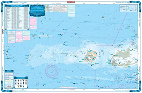 Amazoncom Waterproof Chart 8F MARQUESAS DRY TORTUGAS FISH