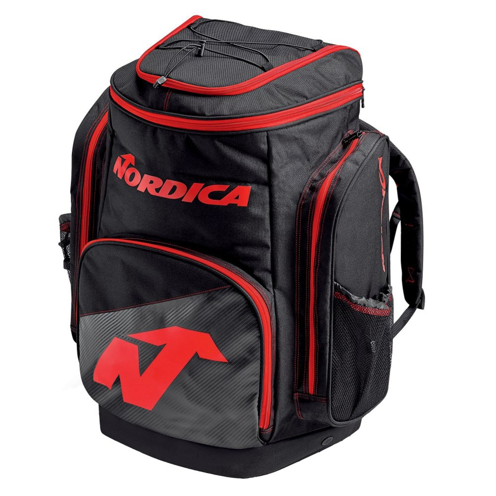 Nordica Race XL Gear Pack Ski Boot Bag 2018 - Black-Red