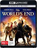 The World's End (4K Ultra HD + Blu-ray)