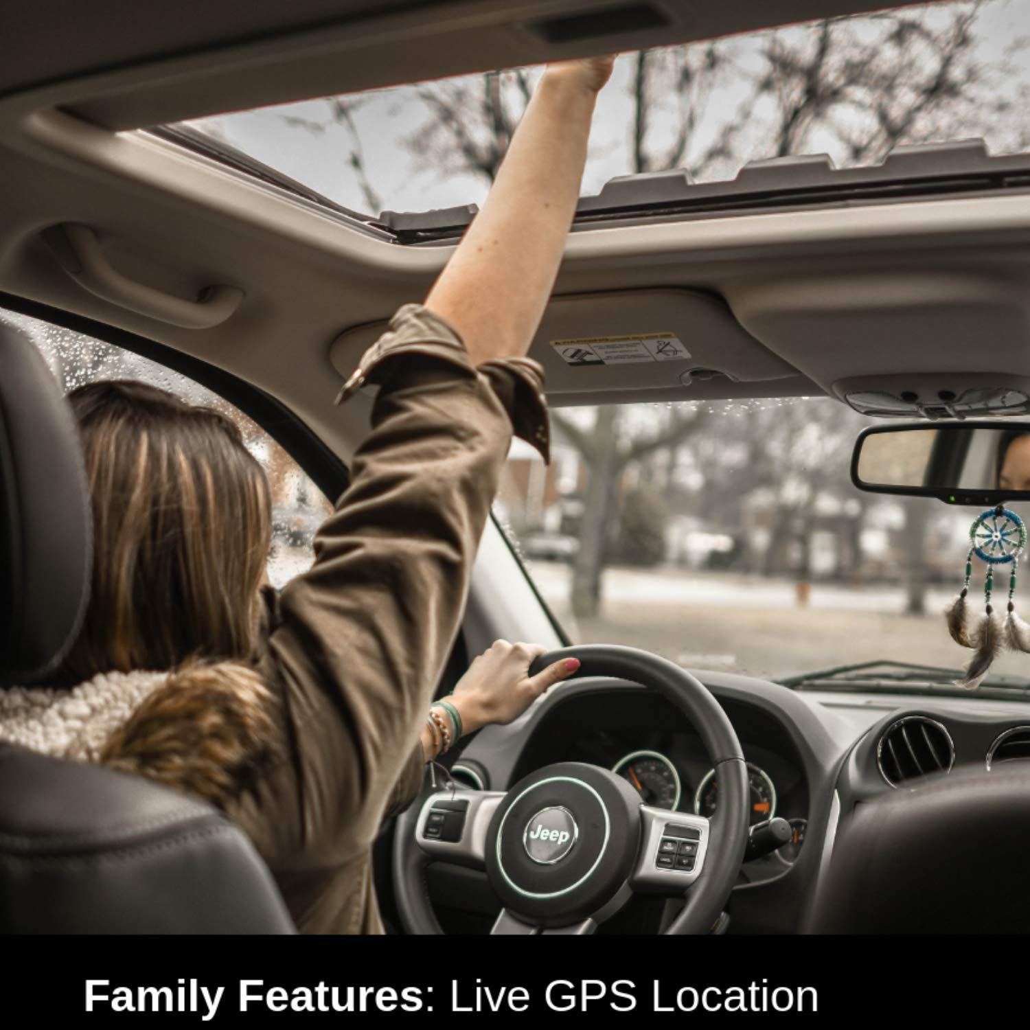 Driving Walking to School MasTrack Track Your Family Hiking Mini Portable Real Time GPS Tracker for Personal /& Vehicle Tracking Your Teens /& Loved Ones and More Monthly