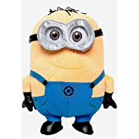 Despicable Me 2 Plush Minion Jerry 33cm Backpack