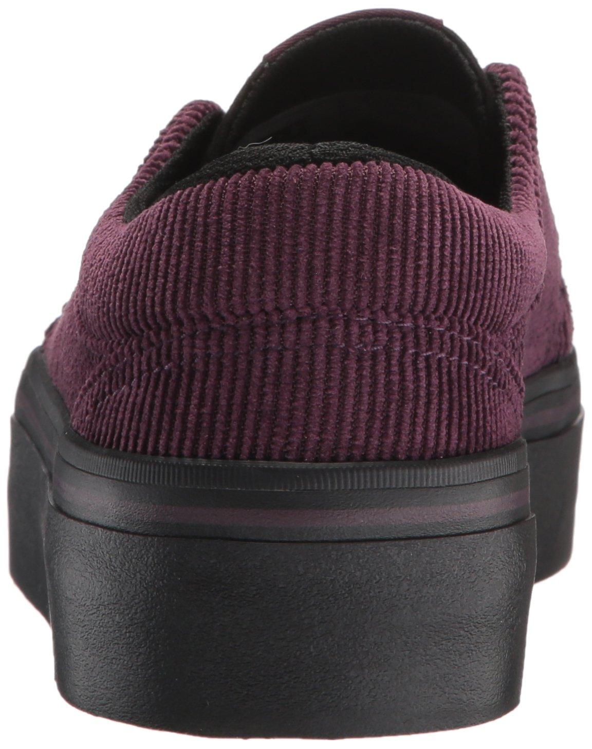 DC Women's Trase Platform TX SE Skate Shoe B06Y5LPSRS 6.5 B B US|Maroon