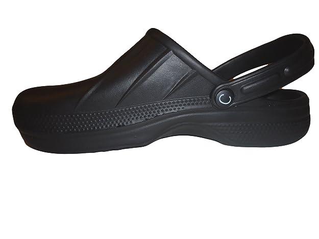 Clogs Kitchen Chefs Dental Veterinary Nurse Safety Cloggis Shoes:  Amazon.co.uk: Shoes & Bags