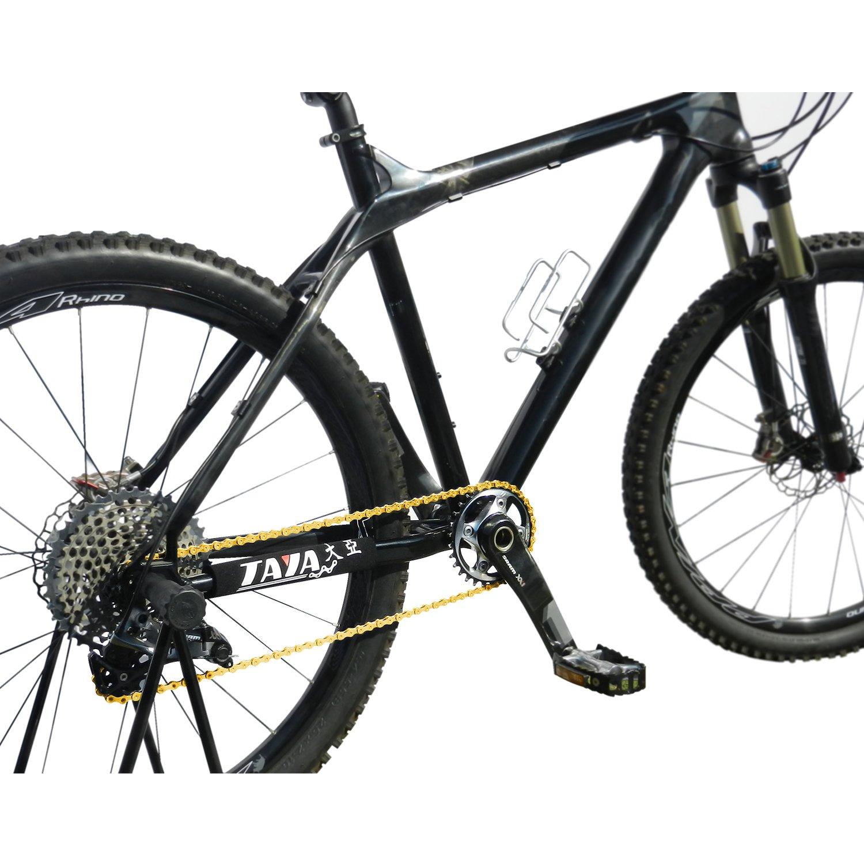 TAYA 12 Speed Bike Chain-Ti Gold Color 126L SRAM 12 Speed MTB Compatible TAYA Chain