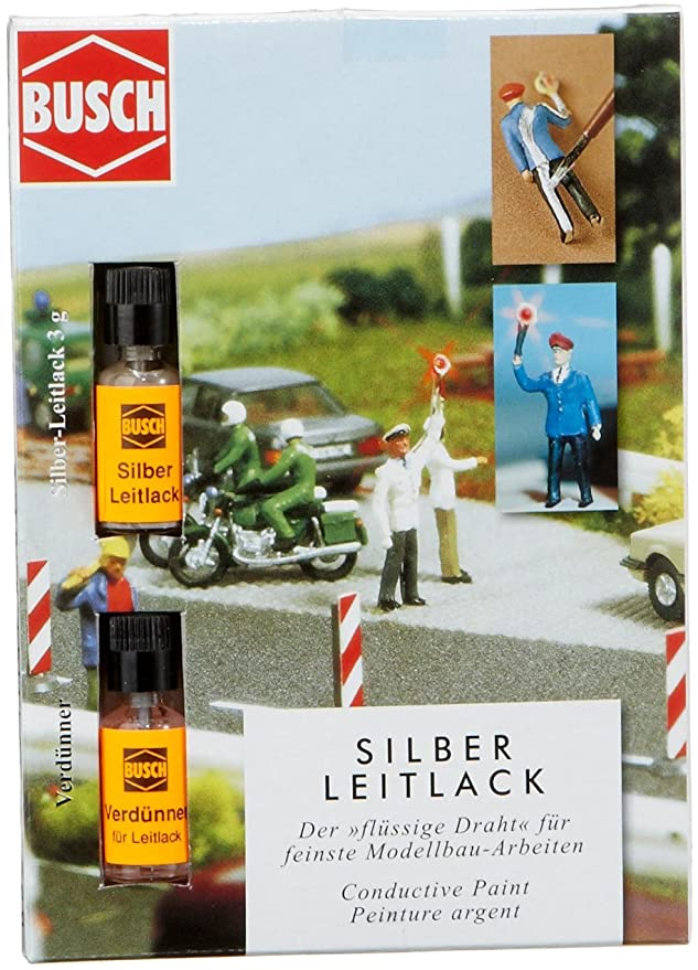 Busch Silber Leitlack Amazon De Spielzeug