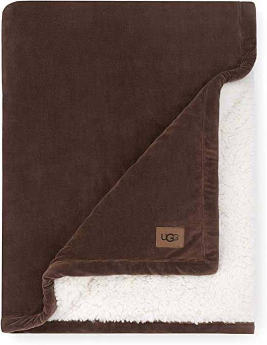 ugg bliss sherpa throw