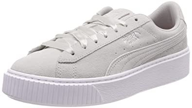 wide selection of designs latest style 100% satisfaction Amazon.com | Puma Women's Platform Galaxy WN's Low-Top ...