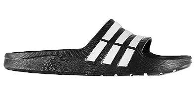 6a278956d5f8 Adidas New Duramo Slide Kids Flip Flops Pool Shoes Slippers Shower Slides  (3
