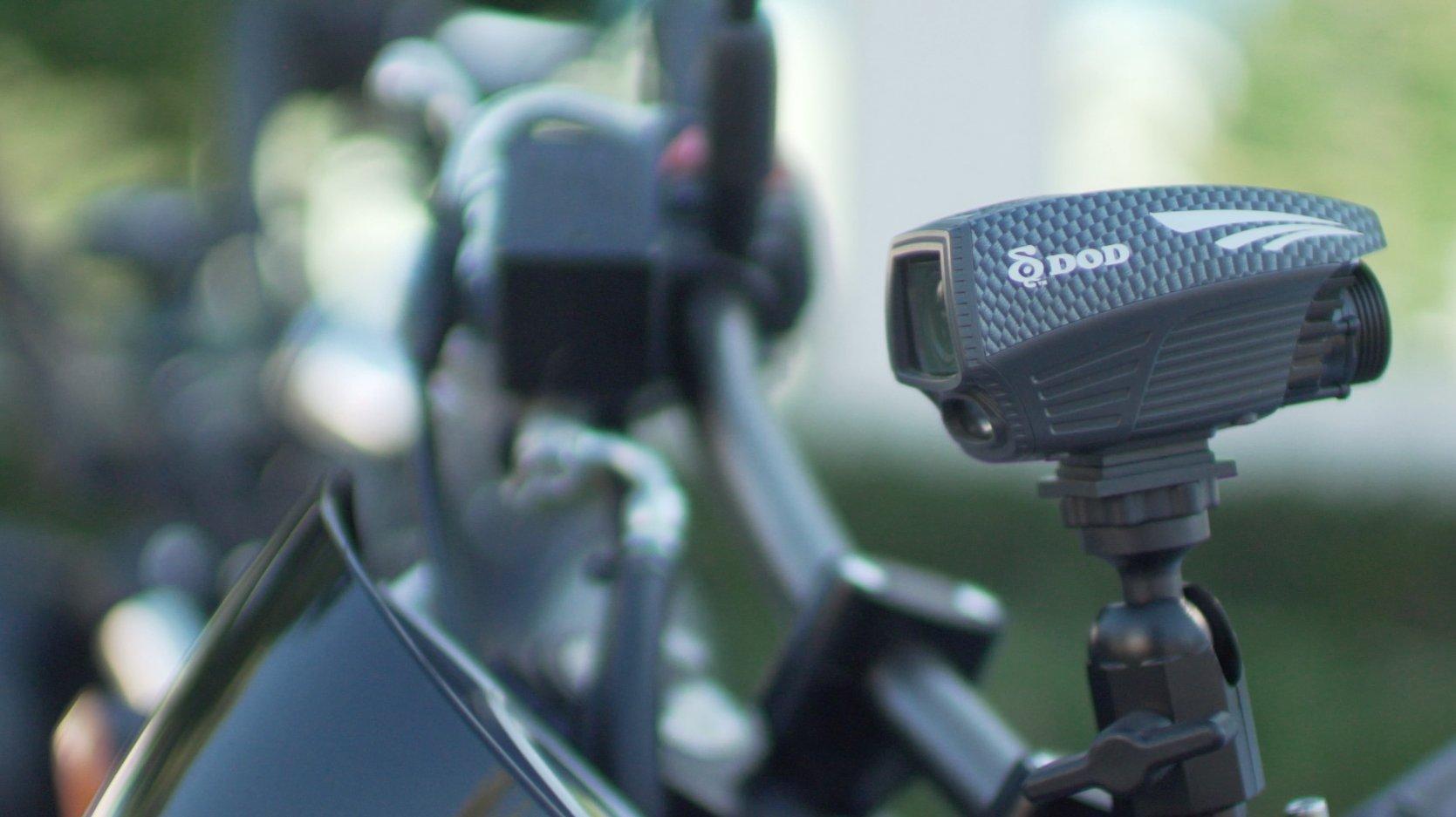 DOD TECH HUMMER HUMMER Bike Cam, 1.5'', Black by DOD TECH (Image #8)