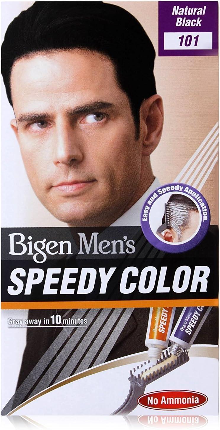 Bigen hombre Speedy Coloración De Cabello 101 negro Natural