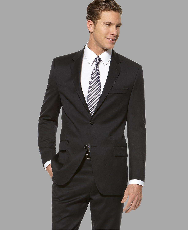 Alfani Mens Wool Slim Fit Sportcoat