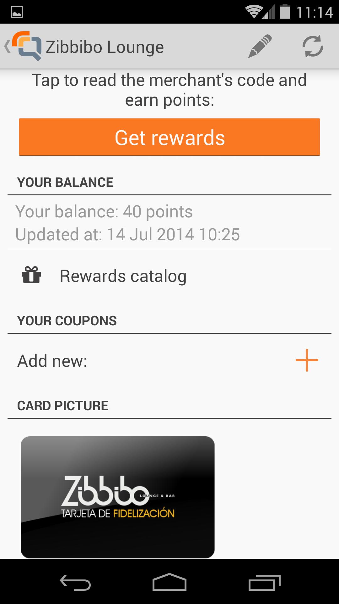 Quomai, tarjetas de cliente: Amazon.es: Appstore para Android