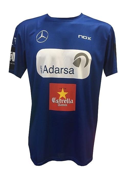 NOX Camiseta Sponsor M. Lamperti-S: Amazon.es: Deportes y ...
