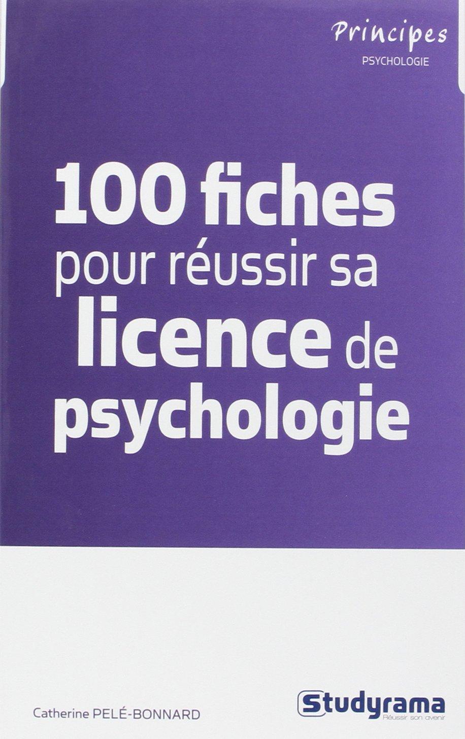 licence pro psychologie