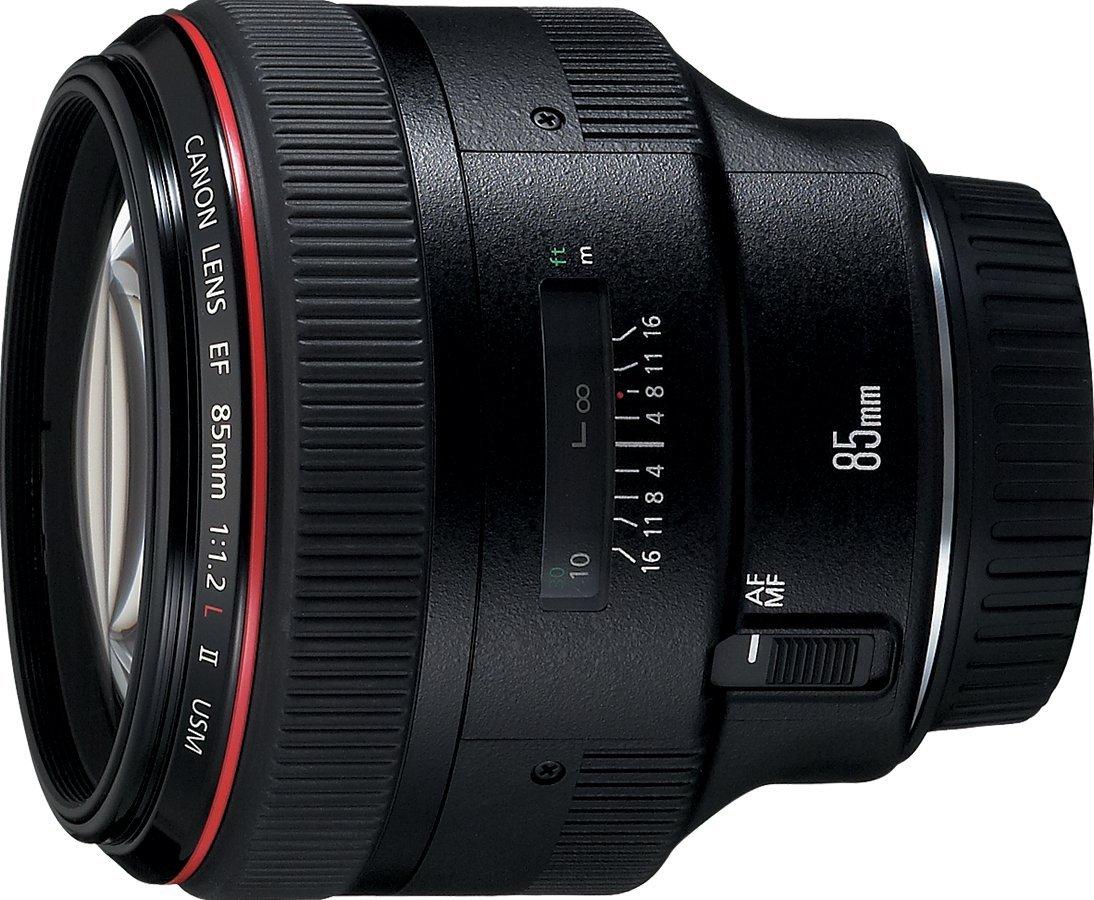 Canon II L USM Objetivo para Canon distancia focal fija mm apertura
