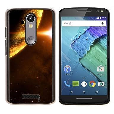 Skull Market  - Space Planet For Motorola Moto X 3rd   Moto X Style - Hand  Painted Custom Luxury Cover Case -  Amazon.co.uk  Electronics 4b6676072d9