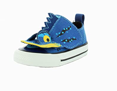 Amazon.com: Converse Kids' Chuck Taylor All Star Creatures Ox (Infant/ Toddler): Shoes
